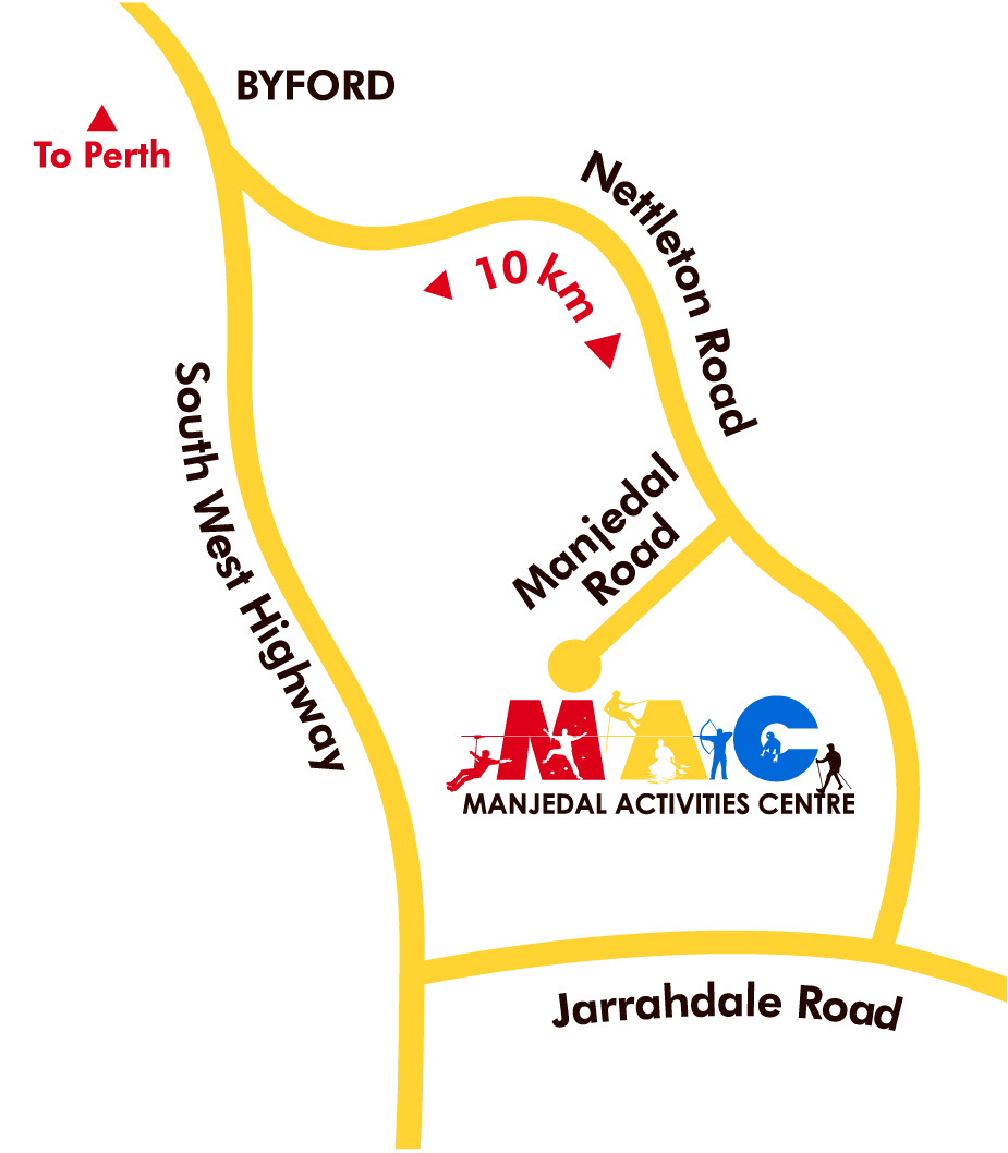 Manjedal Location Map